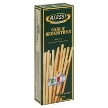 Alessi Thin Garlic Breadsticks 4.40 oz