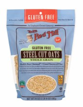 Bob's Red Mill Gluten Free Steel Cut Oats 24 oz