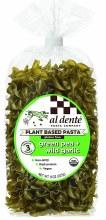 Al Dente Green Pea +Wild Garlic Plant Based Pasta