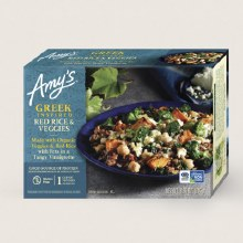 Amy's Greek Red Rice and Veggies 8.65 oz