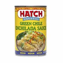Hatch Green Chile Enchilada Sauce 15 oz