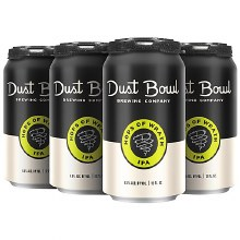 Dust Bowl Brewing Hops of Wrath 6/12 oz cans