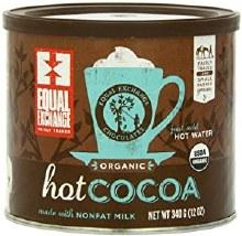 Equal Exchange Organic Hot Cocoa Mix 12 oz
