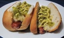 Alvarado Sprouted Hot Dog Buns