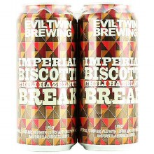 Eviltwin Brewing Imperial Biscotti Chili Hazelnut Break 4/16 oz cans