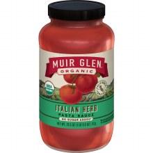 Muir Glen Italian Herb Pasta Sauce 25.5oz