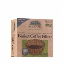 If you care basket coffee filters 100 filters