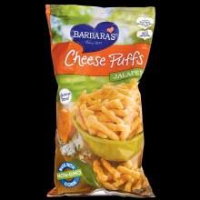 Barbaras Jalapeno Cheese Puffs
