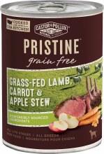 Castor & Pollux Grass-Fed Lamb, Carrot & Apple Stew 12.7 oz