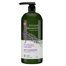 Avalon Lavender Bath and Shower Gel 32 oz