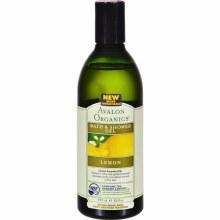 Avalon Lemon Bath and Shower Gel 12 oz