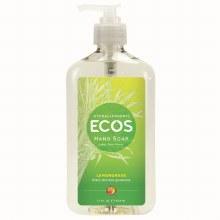 Ecos Lemongrass Liquid Hand Soap 17 oz