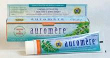 Auromere Licorice Herbal Toothpaste 4.16 oz