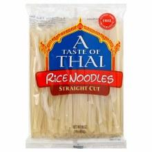 A Taste of Thai Linguine Rice Noodles 16 oz