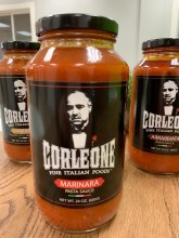 Corleone Marinara Sauce 24 oz