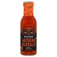Noble Made Medium Buffalo Dipping Sauce 12 oz