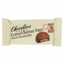 Chocolove Milk Chocolate Almond Butter Cup
