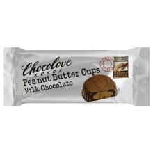 Chocolove Milk Chocolate Peanut Butter Cup