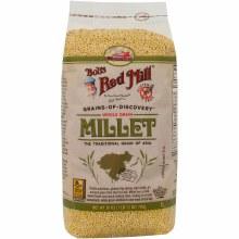 Bob's Red Mill Whole Grain Millet 28 oz