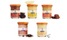 PetitPot Mint Chocolate Pudding 2/3.5 oz jars