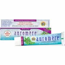 Auromere Mint Free Toothpaste 4.16 oz