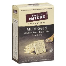 Back to Nature Multiseed Rice Thin