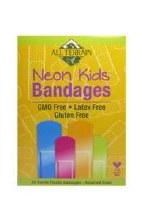All Terrain Neon Kids Band Aids 20 ct