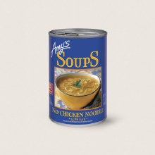 Amy's No Chicken Noodle Low Fat Soup 14.1 oz
