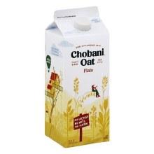 Chobani Plain Oat Drink 52 oz