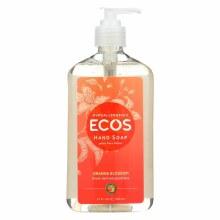 Ecos Orange Blossom Liquid Hand Soap 17 oz