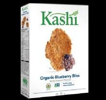 Kashi Organic Blueberry Cluster 13.4 oz