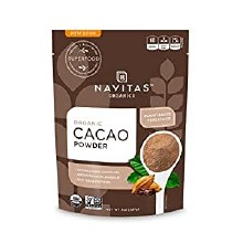 Navitas Organic Cacao Powder 8 oz