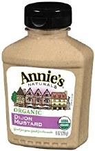 Annie's dijon mustard organic 9oz