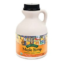 Coombs Organic Maple Syrup 12 oz