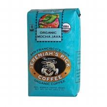 Jeremiah's Pick Organic Mocha Java 10 oz
