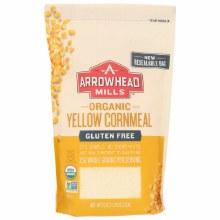 Arrowhead Mills Organic Yellow Cornmeal 22 oz