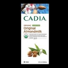 Cadia Original Unsweetened Almond Milk 32 oz