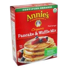 Annie's Organic Pancake & Waffle Mix 26 oz