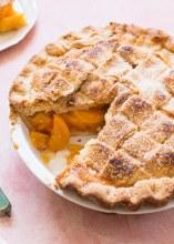 """Jessie Lord 8"""" Peach Pie"""
