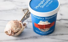Humphry Slocombe Peanut Butter Fudge Ripple Pint