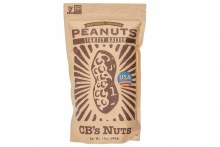 CB's Nuts Lightly Salted Peanuts in the shell 12 oz