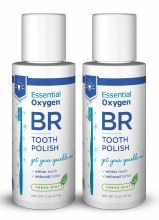 Essential Oxygen Peppermint Tooth Polish 2 oz