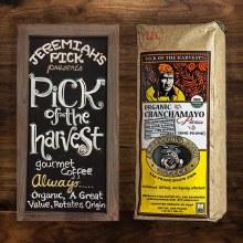 Jeremiah's Pick-Pick of the Harvest Organic Chanchamayo Peru 14 oz