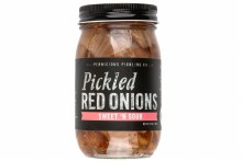 Pernicious Pickling Co. Pickled Red Onions