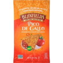 Beanfield's Pico de Gallo Bean Chip
