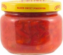 Cento Sliced Pimentos 4 oz