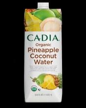 Cadia Pineapple Coconut Water