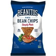Beanitos Pinto Bean/Sea Salt Chip 5oz