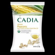 Cadia Extra Virgin Olive Oil Popcorn