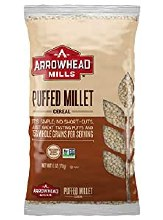 Arrowhead Mills Puffed Millet Cereal 6 oz